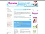 Dojenček je prva specializirana spletna revija za ženske, ki se pripravljajo na porod. Na poljuden