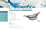 Dr. Birgit Benedikt in Klosterneuburg Angstpatienten, Kieferorthopädie, Mundhygiene, Bioresonanz