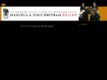 Ausbildungs- und Turnierstall Dolf-Dietram Keller und Manuela Keller auf der Reitsportanlage Weiszl