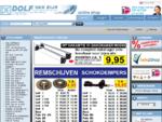 automaterialen, tuning, velgen, volkswagen onderdelen Dolf van Eijk Rotterdam kopen bij Dolf van