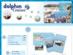 Dolphin cruises in Rethymno Crete. Boat trips and cruises in Crete.