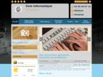 Dépannage informatique - Dom Informatique à Annemasse