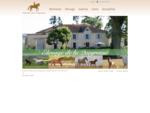 Domaine de la Queyrouse Elevage de Pure Race Espagnole PRE dans le Gers