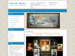 ДОМ Арт Идей- картины, постеры, сувениры в Тюмени!