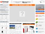DOMEGA - Alarme sans fil - Maison - Appartement