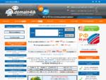 Регистрация доменов RU и РФ по лучшим ценам   Купить домен