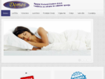Postelja Domos - postelje po meri