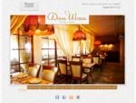 Ресторан Дон Иван - итальянская и европейская кухня в Москве. Уютный и недорогой ресторан для бизне