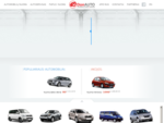 Automobilių nuoma Šiauliuose | Didelis nuomojamų auto pasirinkimas