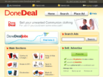DoneDeal. ie - Ireland039;s biggest classifieds site