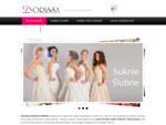 Salon mody ślubnej i wieczorowej DORISSA. Polecamy szyte w Polsce suknie ślubne, suknie wieczowe.