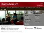 Tallinna Ülikooli üliõpilasküla Dormitorium