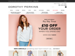 Dorothy Perkins - Womens Clothing - Womens Fashion Dresses, Maternity Clothes and Womens Shoes to ...
