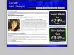 Dorset Web Designs, Website Designs by Selena Parsons in Dorset