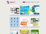 Ontwerpstudio Dot by dot gespecialiseerd in het ontwerpen en produceren van websites, huisstijlen,