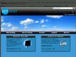 DotHost - Professionel webhosting, serverhosting og webhoteller
