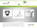 DOTPACK | spaustuvÄ-ms, LFP, pakavimas, konvertavimas, siuvykloms