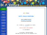 Dott. P. Ventura Docente Corsi di Auricoloterapia, LIBRI e CORSI di Auricoloterapia, Terapia per