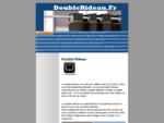 Double Rideau - Double Rideaux