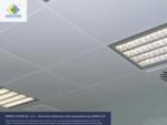 Aluminiowe sufity podwieszane typu DOWN CLIP - Producent BARWA SYSTEM Sp. z o. o.