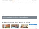 Vacanze nel Salento, Bed and Breakfast Gallipoli, Tenuta Doxi Sannicola