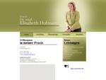 Praxis Dr. med. Elisabeth Hofmann - Praxis