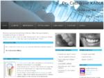 Dr. Catherine KABLA | Chirurgien Dentiste implants dentaires | Cormeilles en Parisis, Val d'Oise