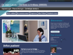 Dentiste à Antibes - Docteur Laudy - Implants dentaires, esthétique, parodontologie