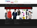 Sol039;s reklaminiai marškinėliai, bliuzonai, rankšluosčiai, maišeliai, džemperiai