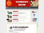 Dragon Ball Perfect Data Book by DragonBallBook - DragonBallBook