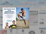 MAGASIN DRAGON BLEU Arts Martiaux, sports de combat, MMA, Free Fight et Fightwear