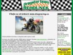 DTR - Dragster Team Řehounek | Úvodní stránka
