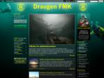 Draugen Froskemannsklubb - Din dykkerklubb for dykking i Trondheim