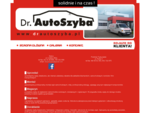 Dr AutoSzyba - autoszyby, montaż szyb samochodowych, auto szyby Kielce, szyby samochodowe Kielce,