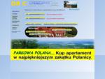 DR C Apartamenty w Polanicy Zdrój