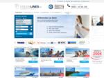 Kreuzfahrten – Alle Kreuzfahrt Angebote, Schiffsreisen und Flussfahrten