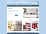 Dreams and Wishes - Dreams and Wishes - children s interiors, gifts