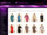 Dress-top - Интернет магазин женской одежды, платьев, купить женскую одежду недорого