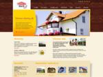Drevodomy, drevostavby, montované domy, domy z dreva | ThermoHaus Europa