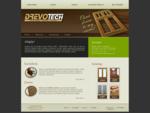 Drevovýroba, eurookná, dvere, truhy, brikety, parapety - DREVOTECH