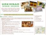 Drewbar, Bydgoszcz parkiet, deska podłogowa, drzwi, schody, podbitka, boazeria, podłogi drewn