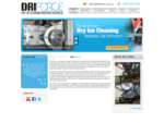 Welcome to DriForce - Dry Ice Cleaning Services Australia