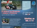 Ośrodek Szkolenia Kierowców Driver. Nauka jazdy Świdnica