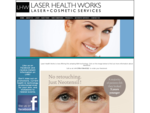 Laser Health Works - Central Ontario's leading provider of laser and cosmetic services