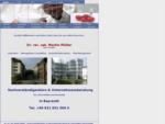 Home - Sachverständigenbüro Dr. Martin Müller, Bayreuth
