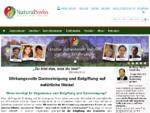 Natürliche Darmreinigung zur Entschlackung und Entgiftung DrNatura