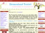 Dromenland Textiel, unieke baby bedtextiel en quilts