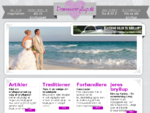 BRYLLUP | alt om Bryllup Bryllupsrejser Brudekjoler - Alt om Bryllup
