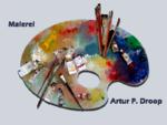 Artur P. Droop - Bildender Künstler