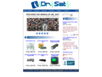 Dr. Sat FTA Satellite, OTA, IPTV, Phone and Internet services
